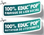 100% Educ' pop'