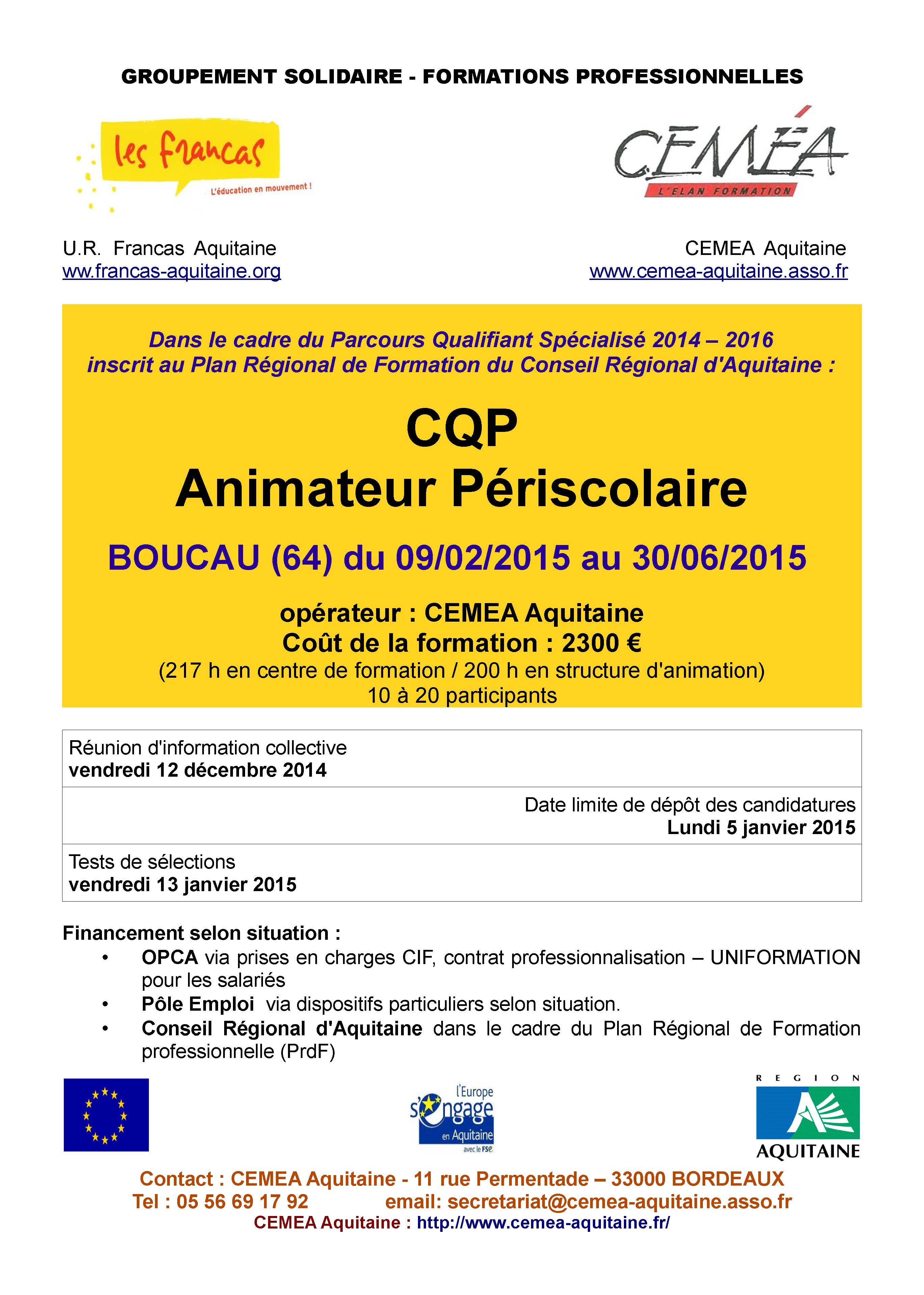 CQP plaquette Bordeaux